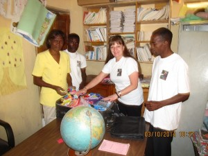 School In Tabarre, Haiti